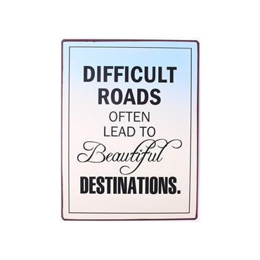 Metal: Difficult roads...