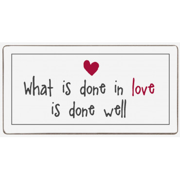 Magnet: What is done in....